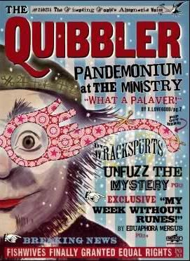 Collection et Créations Harry Potter: The Quibbler - à ...Quibbler Printable Cover