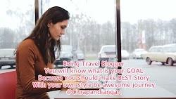 Menulis Perjalanan