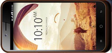 Karbonn Aura 4G mobile phone