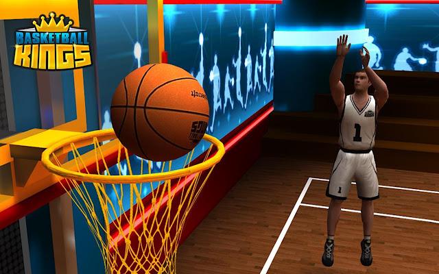 تنزيل لعبة Basketball Kings للأندرويد