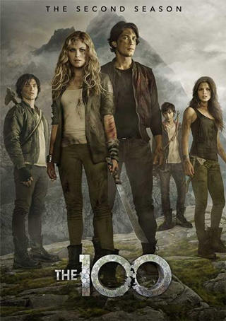 The 100 Temporada 2 Completa HD 720p Latino