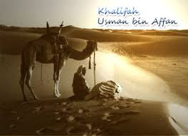 Khalifah Utsman Bin Affan