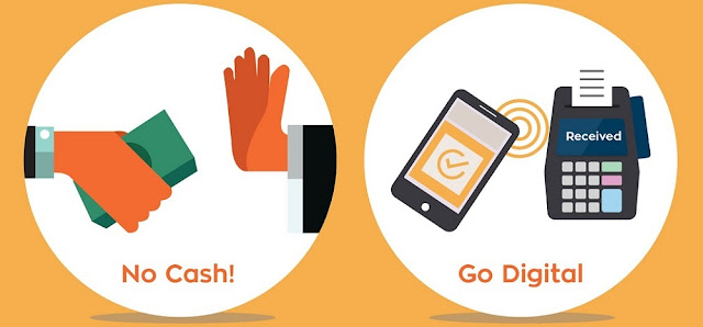 Cashless Push – ID Must For All Cash Transactions Above Rs 50,000!