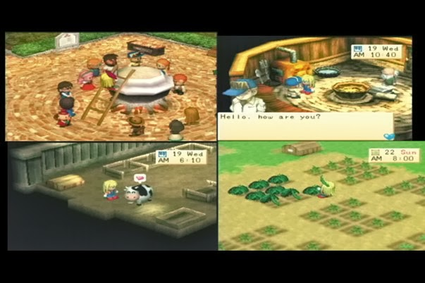 🔥 How To Play Harvest Moon BTN (Back To Nature) @ Windows PC