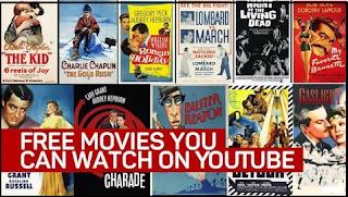 عاجل .. يوتيوب الآن يتيح لك مشاهدة بعض أفلام هوليوود الرائعه مجاناً