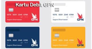 Cara Ganti Kartu Visa dan Mastercard dengan jenis GPN Terbaru