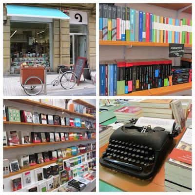 Librería Garoa - Donostia