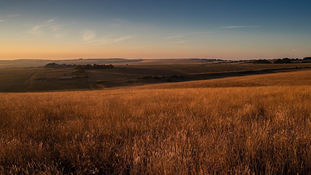 HDR Image of the Sussex countryside - video guide on how to take HDR photos