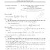 Đề thi chọn học sinh giỏi toán 11