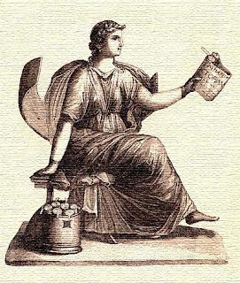 historia, clio, griega, musa
