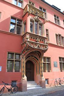 Casa di Erasmo da Rotterdam