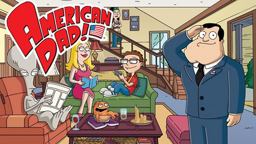 American Dad 2ª Temporada Torrent - DVDRip