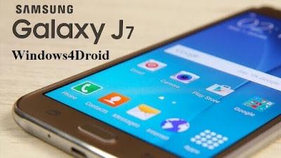 طريقة عمل روت لجهاز Galaxy J7 SM-J700H اصدار 6.0.1