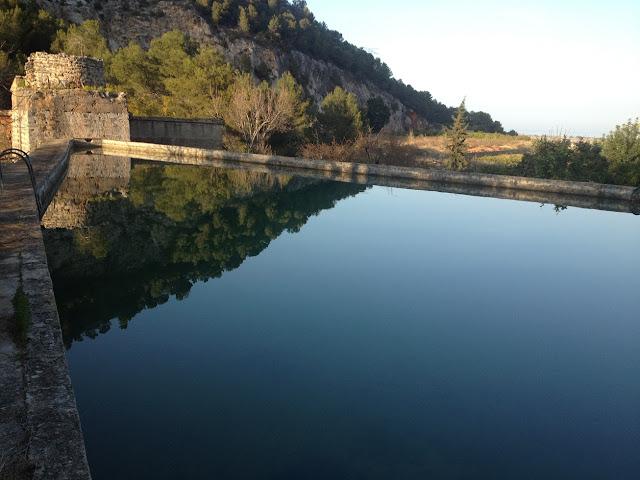 Bassa triangular de la Font del Molí, Xeresa