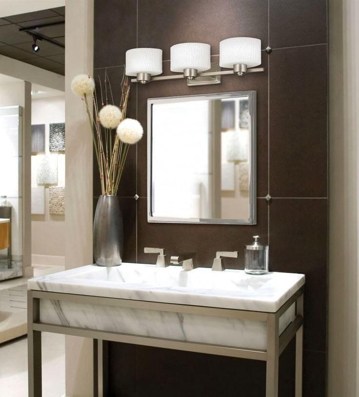 Bathroom Vanity Light Fixture Ideas