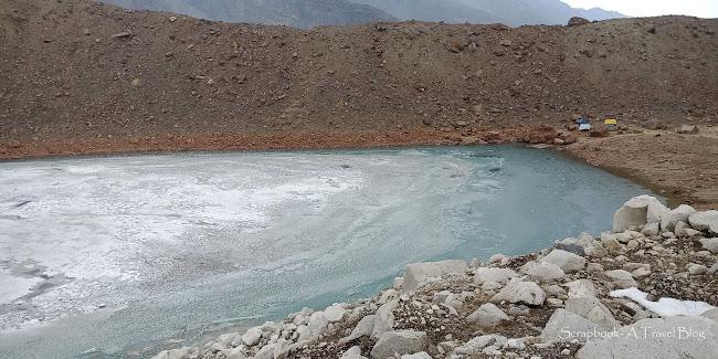 Kedartal Trek Uttarakhand Himalayan trekking