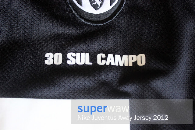 Jersey Juventus Away 2012