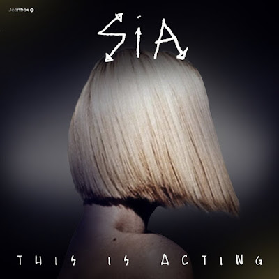 Green Pear Diaries, música, Sia, This is acting, album cover