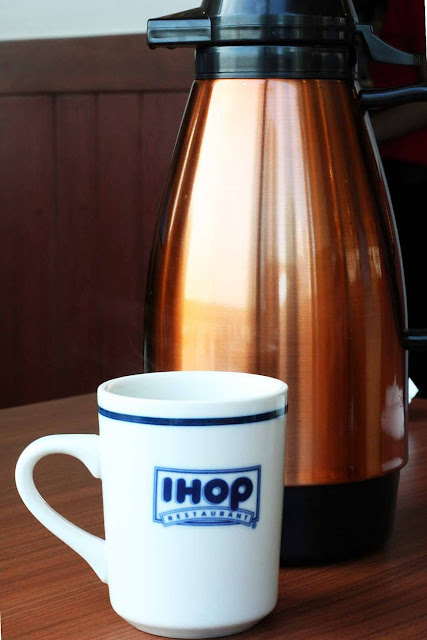 IHOP Never Empty Coffee Pot