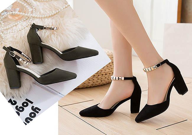 sepatu-chunky-heels-korean-style