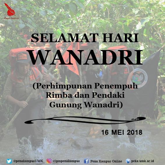 Wanadri, Organisasi Elit Para Pecinta Alam