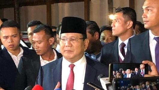 Puji Jokowi di Debat, Prabowo: Yang Benar dan Baik Harus Kita Akui