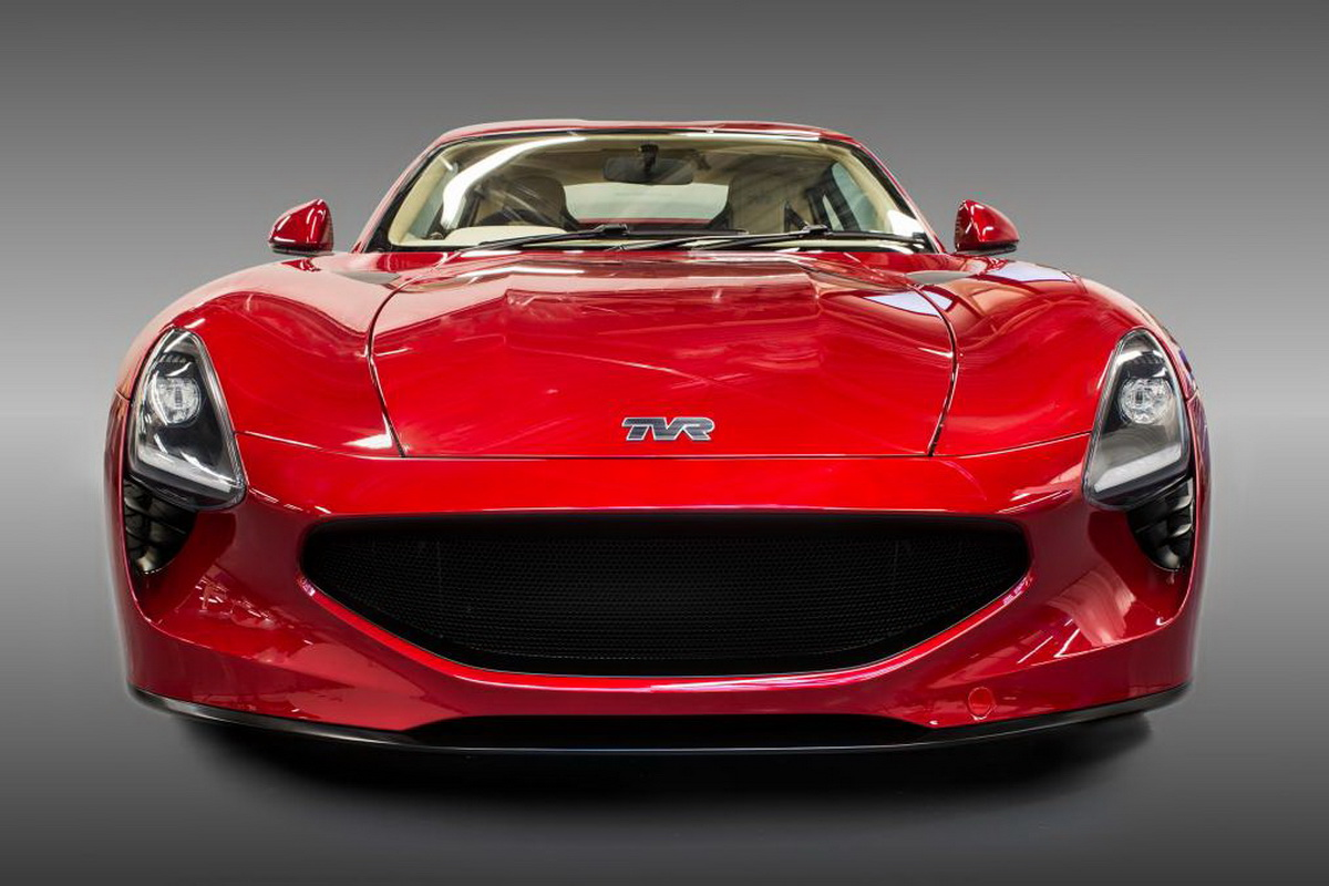 tvr returns with new griffith 500hp v8 1250kg and a manual. Black Bedroom Furniture Sets. Home Design Ideas