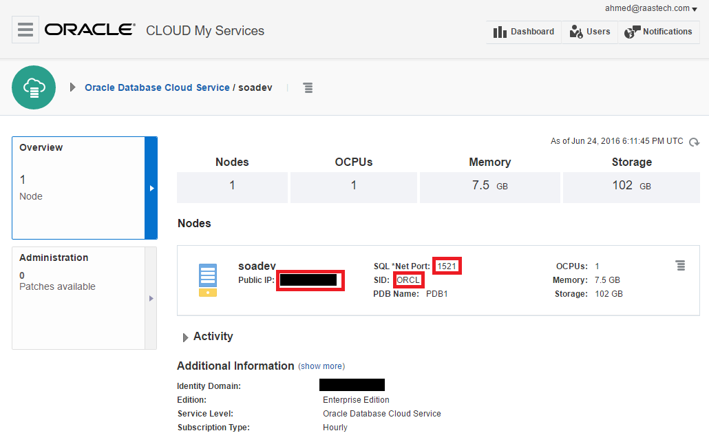 Raastech Blog: Configure Oracle SQL Developer to connect to an