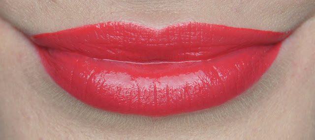 rimmel apocalips lip lacquer 401 aurora swatch