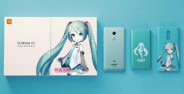 Xiaomi Redmi Note 4X Bertenaga Snapdragon 653