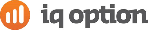 Логотип брокера IQ Option