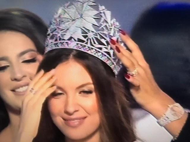 معلومات عن مايا رعيدي ملكة جمال لبنان 2018 + الديانة وصور