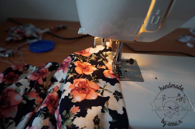 kimonowa bluzka