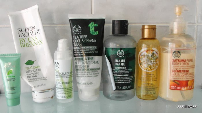 the body shop ginvera super facialist