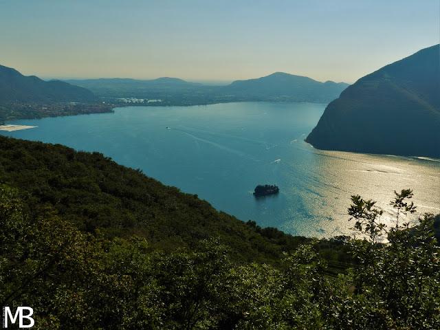 lago d'iseo monte isola santuario della ceriola