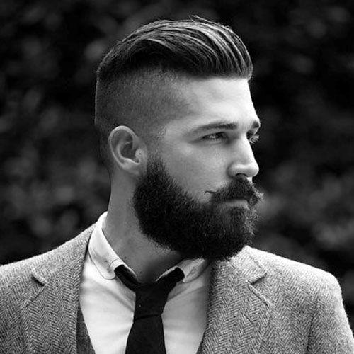 ... bawah yang di potok pendek atau cepak dan bagian atas dibiarkan  memanjang serta untuk menata rambutnya pria yang memiliki model gaya rambut  ini menyisir ... 7676feffa0