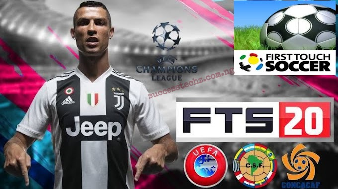 Download First Touch Soccer 2020 (FTS 20) Apk Mod + Obb Data