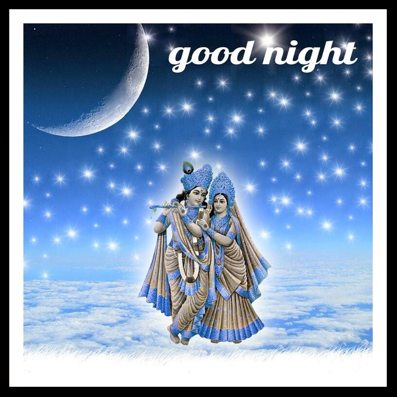Image For Whatsapp Image For Whatsapp Good Night With Krishna