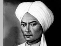 Sejarah Pahlawan Pangeran Diponegoro