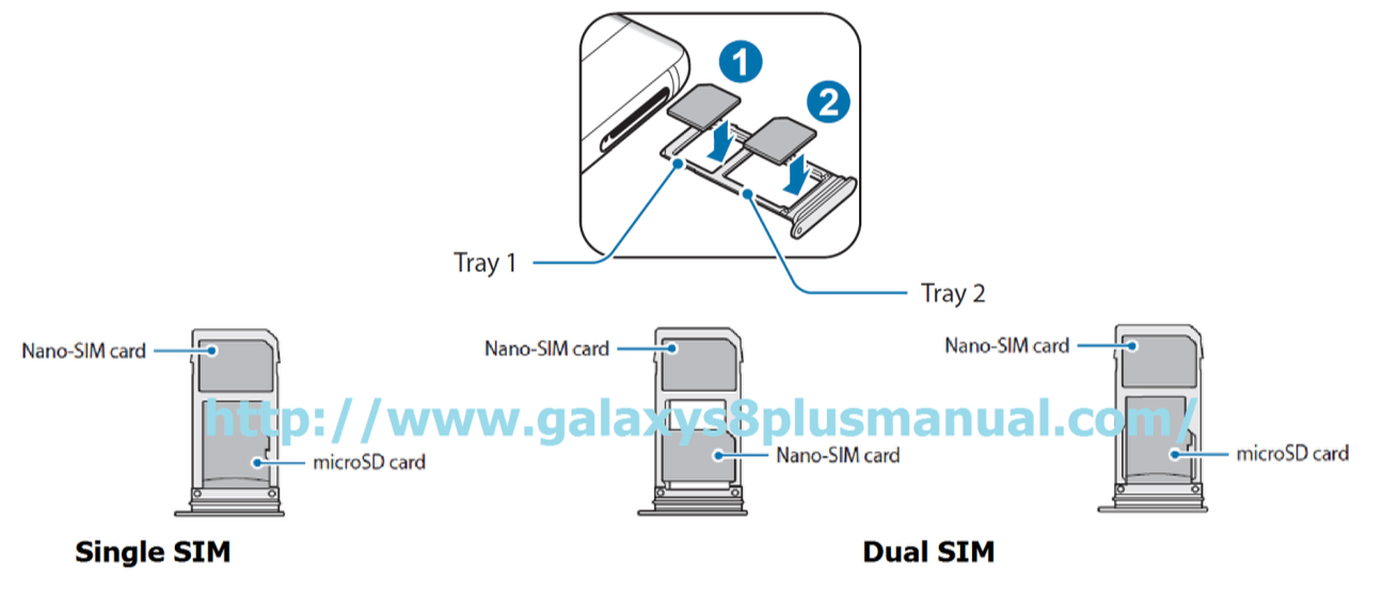 manual for samsung galaxy s8