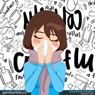 Dp Bbm Lagi Sakit FLU