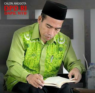 H Irzani Batik Ijo Dorong Penguatan Branding Wisata Halal .
