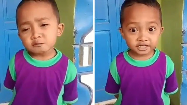 Bocah Nyindir Cabe-cabean, Orangtua Jangan Ajarkan Anak Bicara Tak Sepantasnya