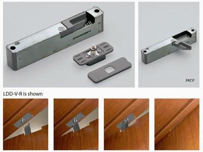 在家DIY: 關門不再有撞擊聲 - 門緩衝器 LAMP LDD-S