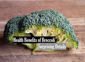 Top Health Benefits of Broccoli