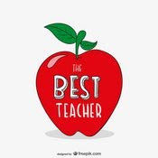 best teacher logo