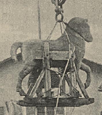Η κλοπή των αλόγων της Χίου