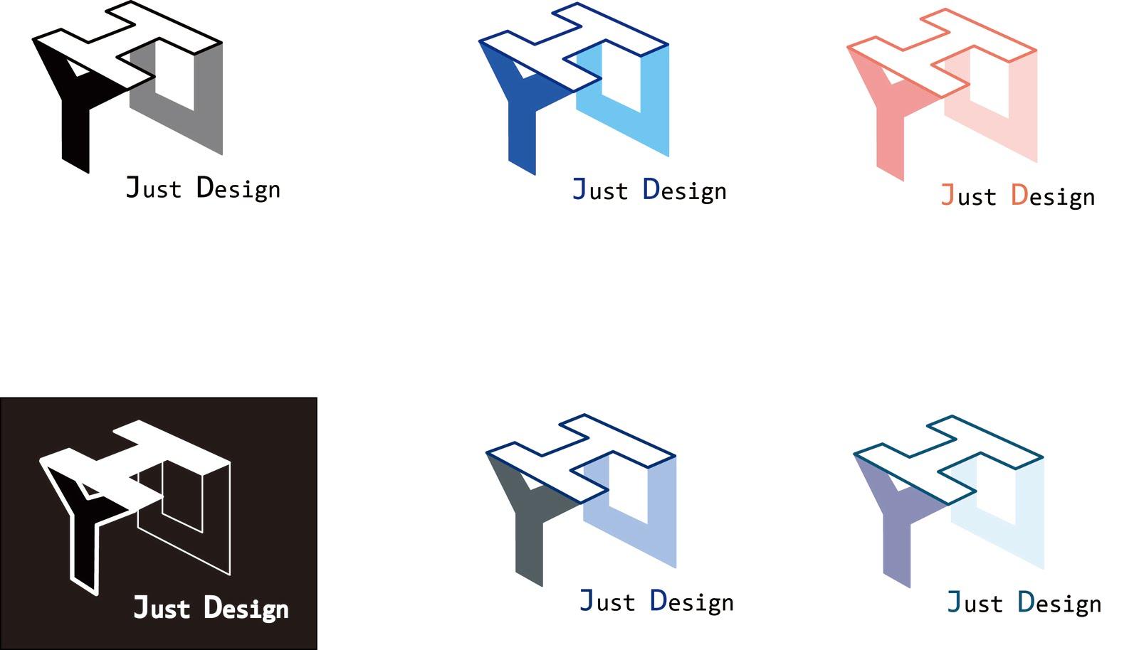 作品集設計: 個人Logo設計作業