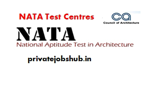 NATA Test Centres