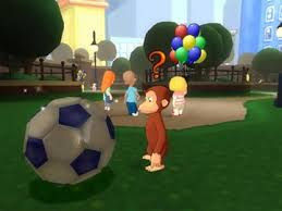 Curious George ps2